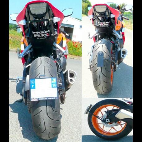 1 - Nouveau produit - Plaque ras de roue monobroche
