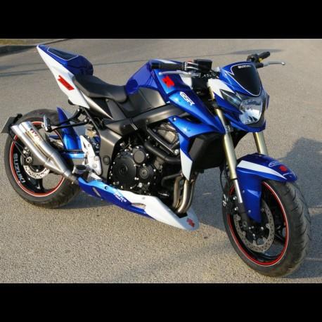 Gsr 750 Designbike