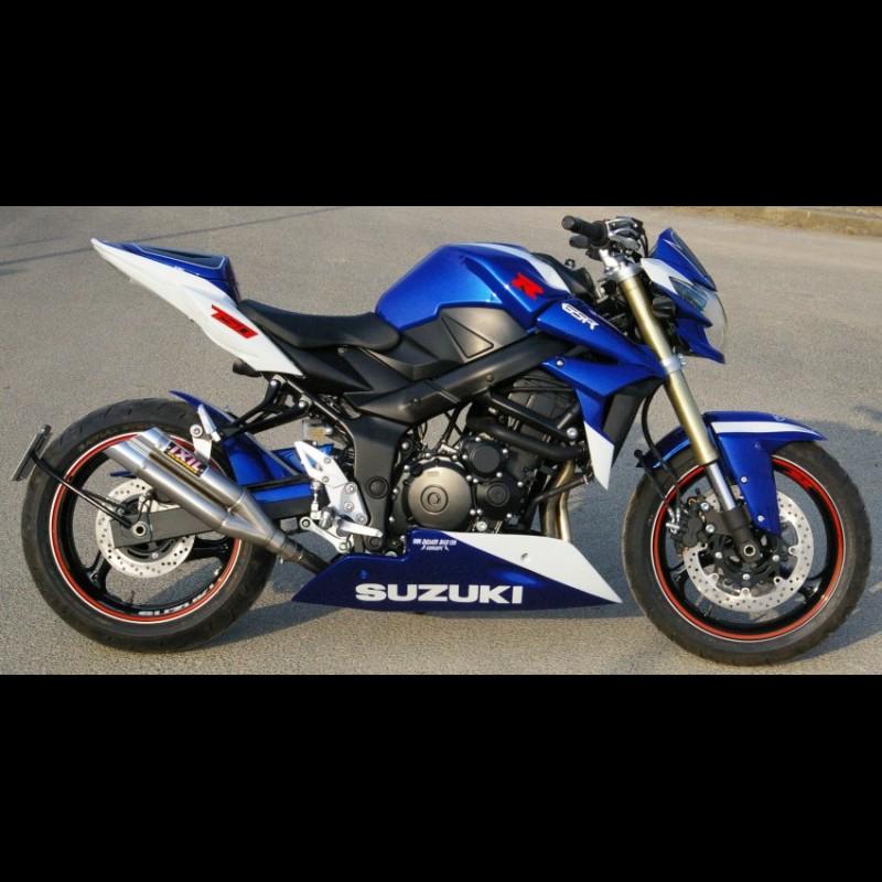 Suzuki Gsxr 600 >> GSR 750 - DesignBike