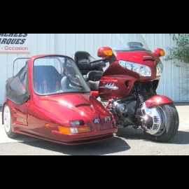 Gold wing 1800 rouge saphir