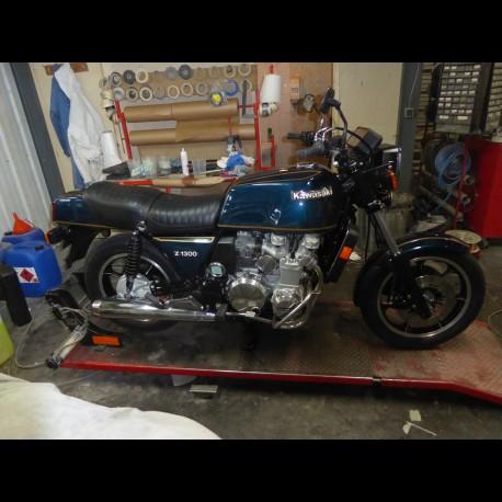 Rénovation moto