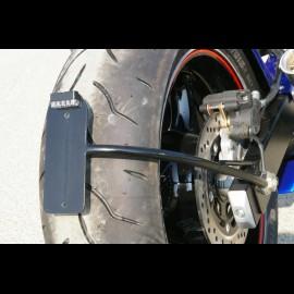 Plaque ras de roue GSR 750 (2012)