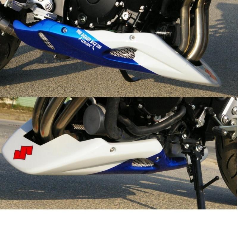 sabot moteur ouvert gsr 750 2012 designbike. Black Bedroom Furniture Sets. Home Design Ideas